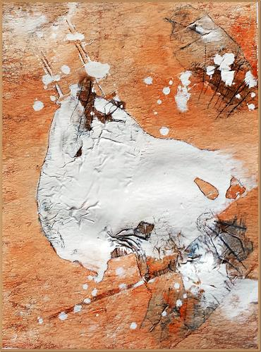 Renate Horn, Fragmente, Fantasy, Abstract art, Contemporary Art, Abstract Expressionism