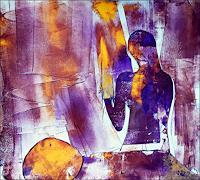 Renate-Horn-People-Women-Miscellaneous-Landscapes-Contemporary-Art-Contemporary-Art