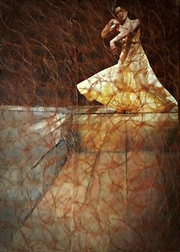 Renate Horn, Leidenschaft, Miscellaneous Emotions, Poetry, Contemporary Art