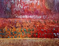 Renate-Horn-Nature-Wood-Miscellaneous-Landscapes-Contemporary-Art-Contemporary-Art