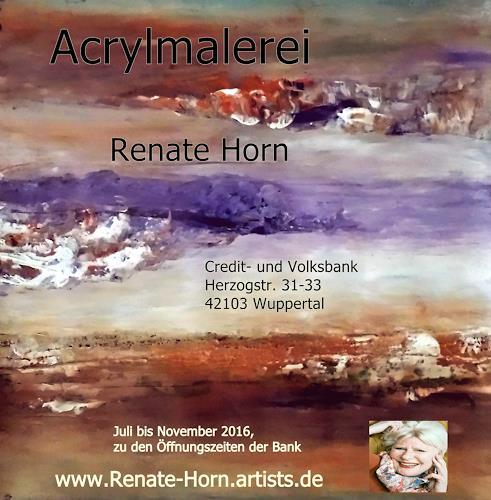 Renate Horn, Einladung, Miscellaneous, Miscellaneous, Contemporary Art