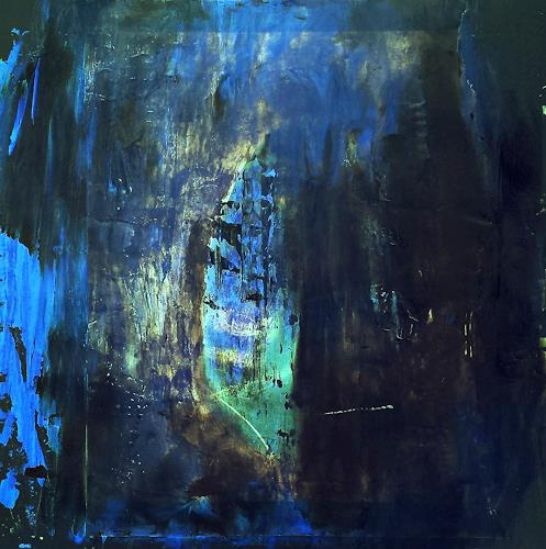 Renate Horn, Exciting, Emotions, Abstract art, Contemporary Art