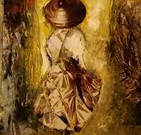 Renate-Horn-People-Women-Miscellaneous-Landscapes-Contemporary-Art-Contemporary-Art