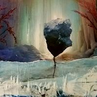 Renate-Horn-Poetry-Landscapes-Winter-Contemporary-Art-Contemporary-Art