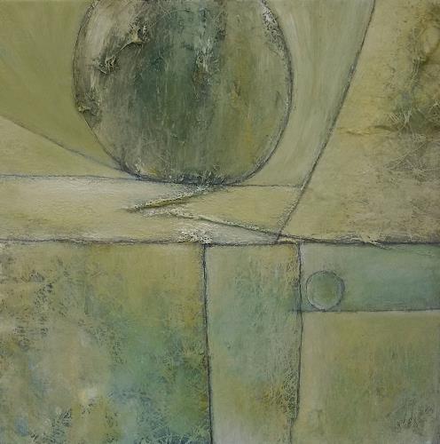 Renate Horn, Lineare Spielerei, Fantasy, Abstract art, Contemporary Art