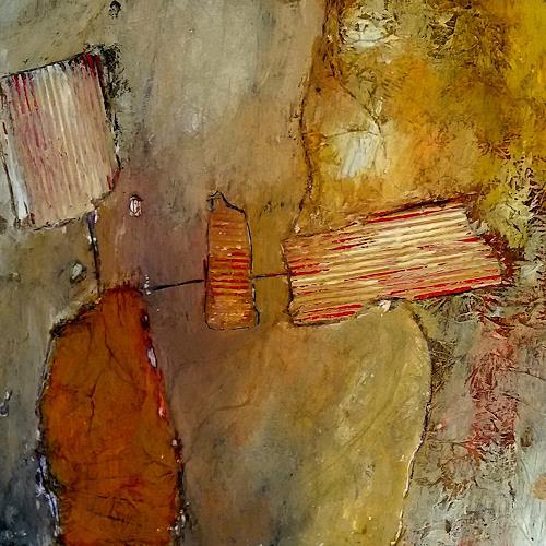Renate Horn, Kommunizieren, Fantasy, Emotions, Contemporary Art, Expressionism