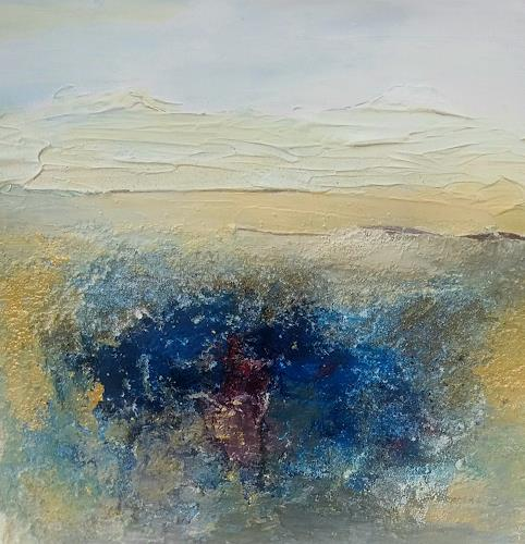 Renate Horn, Im Einklang, Landscapes, Emotions, Contemporary Art