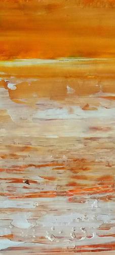 Renate Horn, Sommerfreuden, Landscapes: Sea/Ocean, Emotions: Joy, Contemporary Art