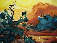 Reiner-Dr.-med.-Jesse-Miscellaneous-Landscapes-Modern-Age-Impressionism