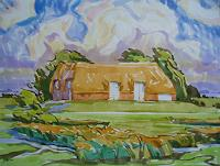 Reiner-Dr.-med.-Jesse-Landscapes-Summer-Modern-Age-Impressionism