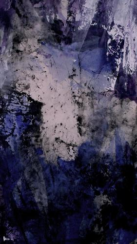 Reiner Dr. med. Jesse, Acheron, Abstract art, Non-Objectivism [Informel]