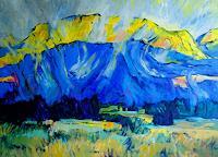 Reiner-Dr.-med.-Jesse-Landscapes-Mountains-Modern-Age-Expressionism