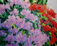 Reiner-Dr.-med.-Jesse-Plants-Flowers-Modern-Age-Impressionism