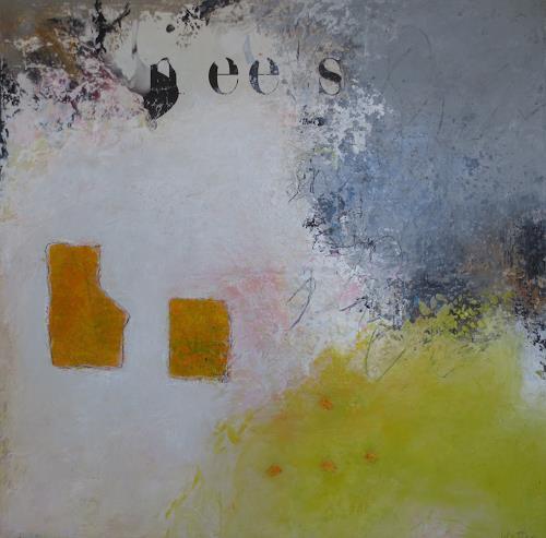 Christa Wetter, O. Titel, Abstract art, Abstract art, Contemporary Art