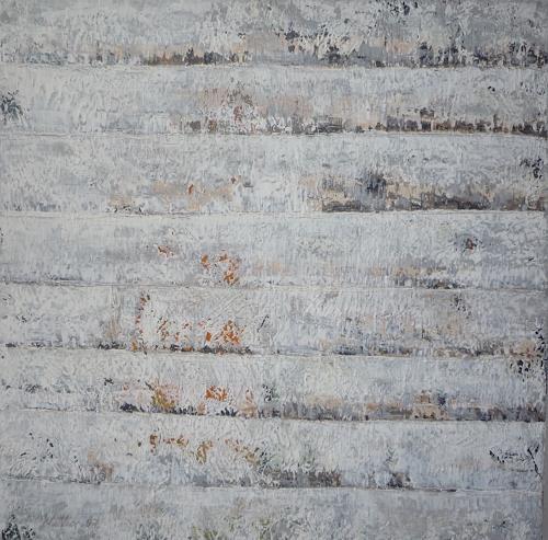 Christa Wetter, Abstufungen, Abstract art, Contemporary Art