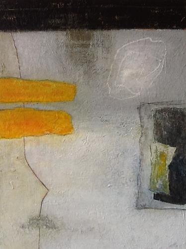 Christa Wetter, Überschneidungen 2, Abstract art, Contemporary Art, Abstract Expressionism