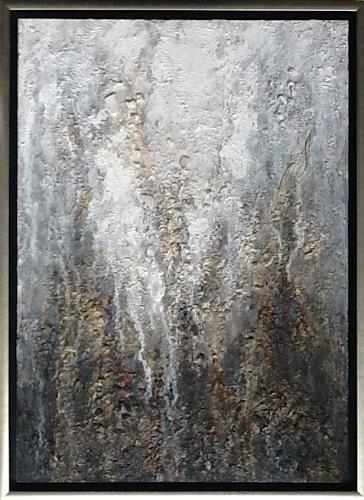 Christa Wetter, Goldmine, Abstract art, Contemporary Art