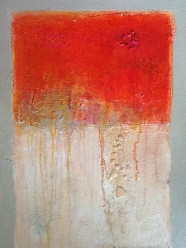 Christa Wetter, Träumerei, Abstract art, Abstract art, Contemporary Art