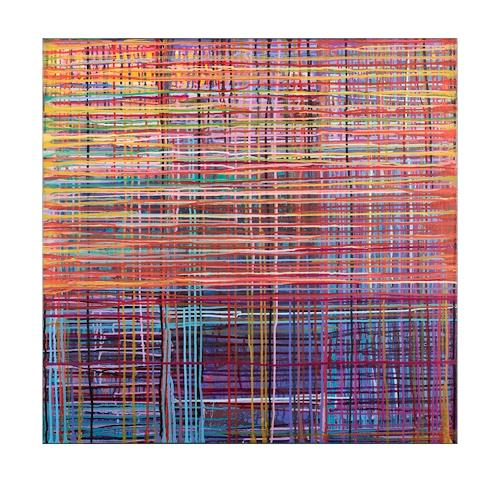 anne samson, dripping, Abstract art, Decorative Art, Contemporary Art