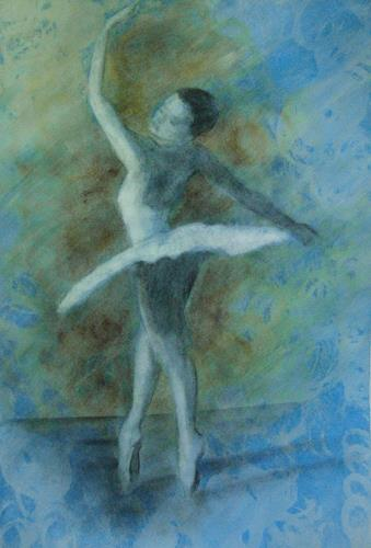Helga Matisovits, Ballerina, People: Women