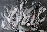 Helga-MATISOVITS-Abstract-art-Fantasy