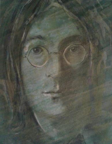Helga Matisovits, J.L., People: Portraits, Music: Musicians, Abstract Art
