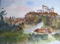 S. Brandenburg, Esztergom