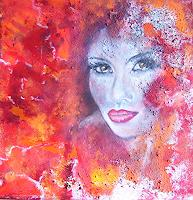 Sabine-Brandenburg-People-Women-People-Faces-Contemporary-Art-Contemporary-Art