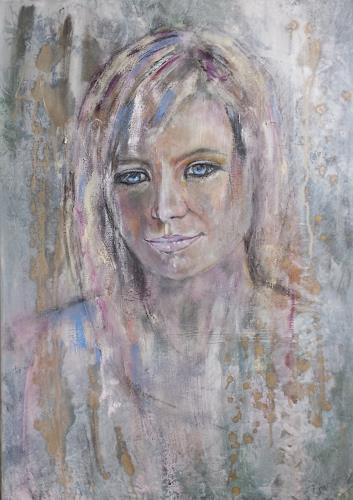 Sabine Brandenburg, o.T., People: Women, People: Faces, Contemporary Art