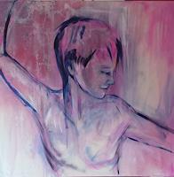 Sabine-Brandenburg-People-Women-Erotic-motifs-Female-nudes-Contemporary-Art-Contemporary-Art