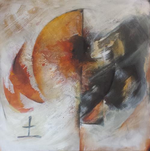 Sabine Brandenburg, Erde, Nature: Earth, Mythology, Contemporary Art
