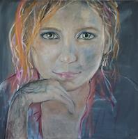 Sabine-Brandenburg-People-Faces-People-Women-Contemporary-Art-Contemporary-Art