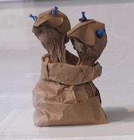 Sabine Brandenburg, Papierspatz Duo
