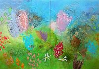 Franziska-Schmalzl-Miscellaneous-Landscapes-Modern-Age-Primitive-Art-Naive-Art