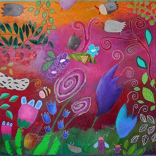 Franziska Schmalzl, Beim diesjährigen Song Contest gab Adalbert das Letzte - womit er nur knapp den 1. Platz verfehlte, Landscapes, Animals: Air, Primitive Art/Naive Art, Expressionism