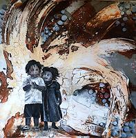 Ursi-Goetz-People-Children-Abstract-art-Modern-Age-Happening