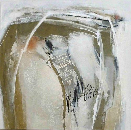 Renate Migas, Imagination, Abstract art, Poetry, Contemporary Art