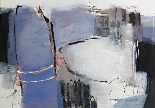 Renate Migas, Metropolis, Abstract art, Mythology, Contemporary Art, Expressionism