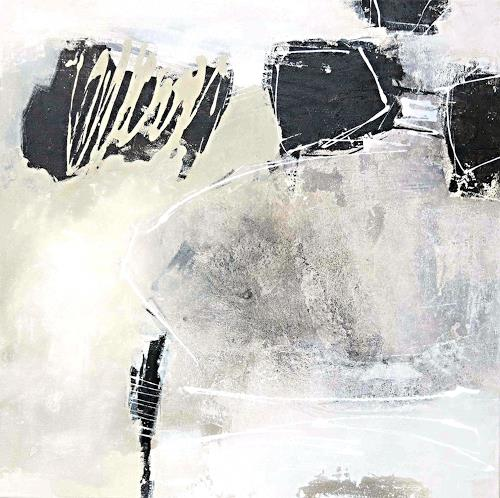 Renate Migas, Serie Unbunt III, Nature: Earth, Abstract art, Contemporary Art, Abstract Expressionism