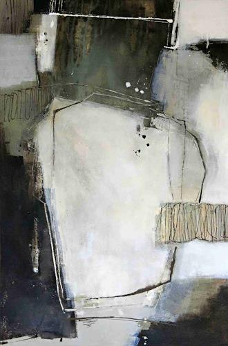 Renate Migas, Serie Unbunt, Abstract art, Poetry, Contemporary Art, Expressionism
