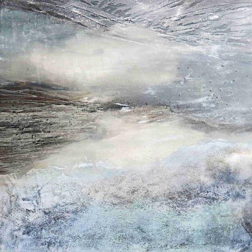 "Renate Migas, Aus der ""Elemente"" - Reihe, Nature, Poetry, Contemporary Art, Expressionism"