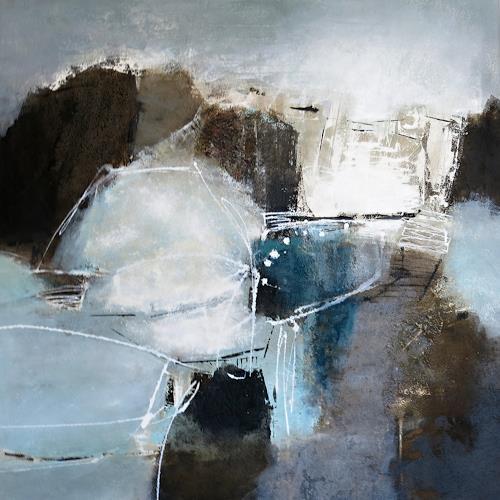 Renate Migas, Zeitreise, Nature, Poetry, Contemporary Art, Expressionism