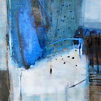 Renate Migas, Scheinbar Blau