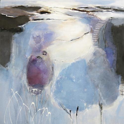 Renate Migas, Traumzeit, Nature, Poetry, Contemporary Art, Expressionism