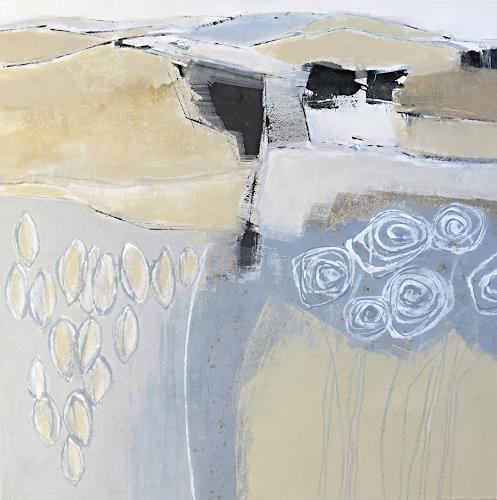 Renate Migas, desert, Nature: Earth, Poetry, Contemporary Art