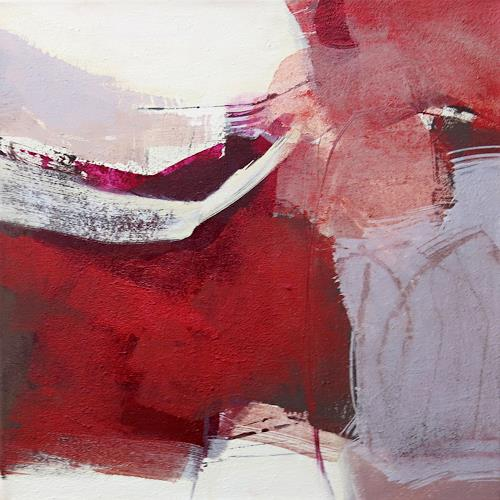Renate Migas, o.T., Fantasy, Romantic motifs, Contemporary Art, Abstract Expressionism