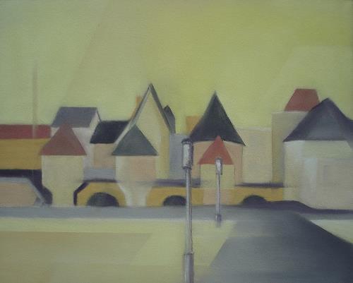 Kerstin Weber, Esslingen, Miscellaneous Landscapes, Cubism