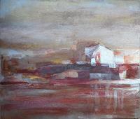 Kerstin-Weber-Abstract-art-Landscapes-Sea-Ocean-Contemporary-Art-Contemporary-Art