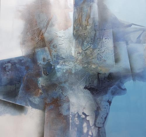 Thomas Böhm, o.T., Abstract art, Abstract art, Abstract Art, Expressionism