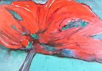 Karin-Koelli-Abstract-art-Plants-Flowers-Modern-Age-Abstract-Art